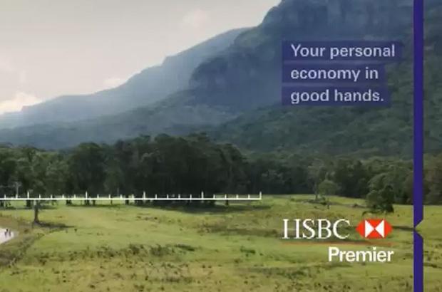 SAATCHI & SAATCHI - HSBC PREMIER<br> CILLIAN MURPHY